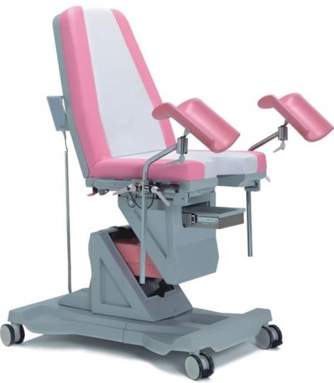 Гинекологическое и урологическое операционное кресло с электроприводом – Vernipoll 19-SM612