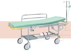 Медицинская каталка для перевозки больных с постоянным тормозом 20-FP649