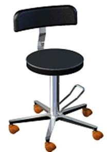 Медицинский стул на антистатических колесах L03-SD4545/RA (Вариант 1)