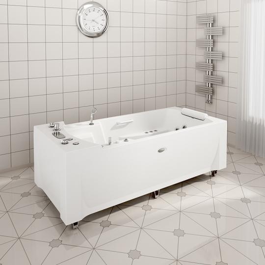 Медицинская гидро аэромассажная ванна Ривьера