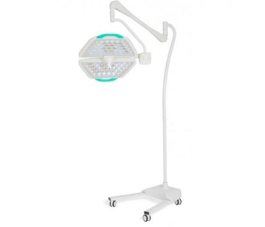 Хирургический передвижной светильник Паналед-М-120