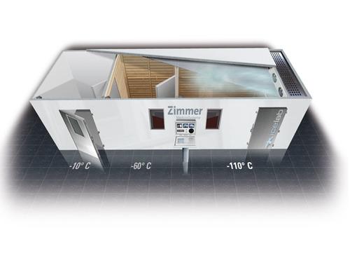 Криосауна Cryo Space -110 C Zimmer