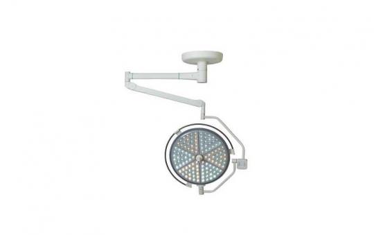 Медицинский хирургический потолочный одноблочный светильник Паналед 160