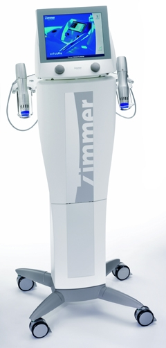 Аппарат для радиальной ударно волновой терапии enpulsPRO Zimmer