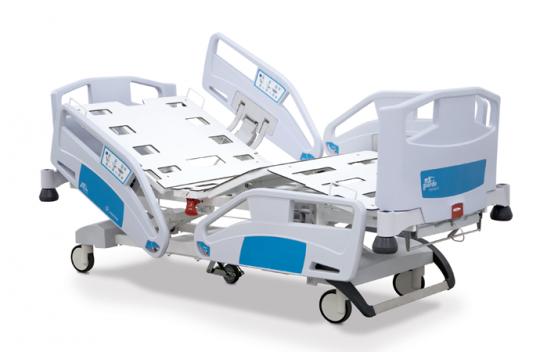 Медицинская электрическая 4-х секционная кровать NEWCARE V3 Pardo