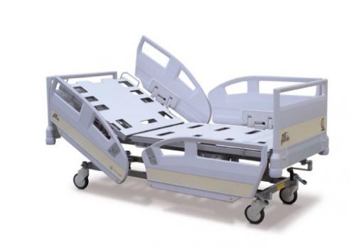 Медицинская механическая кровать 2-х секционная (опционально 4-х секционная) NEWCARE V1 Pardo