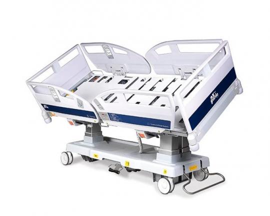 Медицинская кровать для интенсивной терапии с латеральным наклоном HITECH