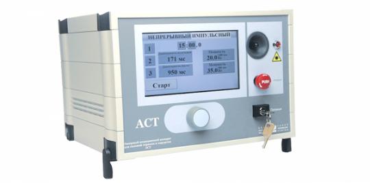 Лазерный аппарат для хирургии в гинекологии Act Dual