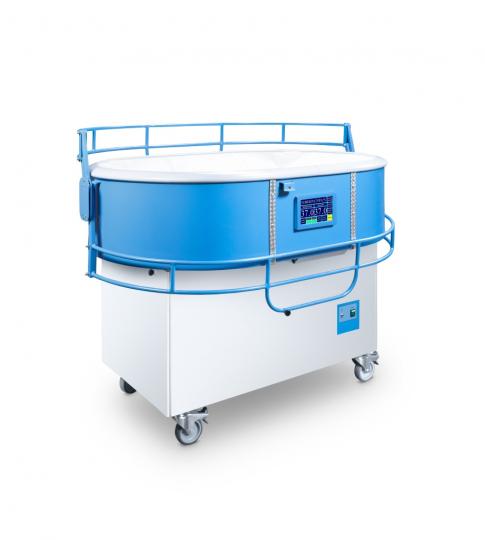 Медицинская кровать лечебно - реабилитационная (длина ванны 120 см) КМ-07 «САТУРН-90»
