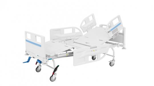 Универсальная медицинская механическая кровать Praktika 1