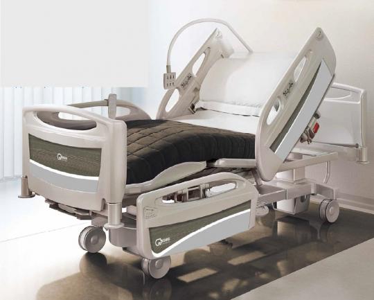Медицинская функциональная реанимационная кровать EB0330 - EB0340