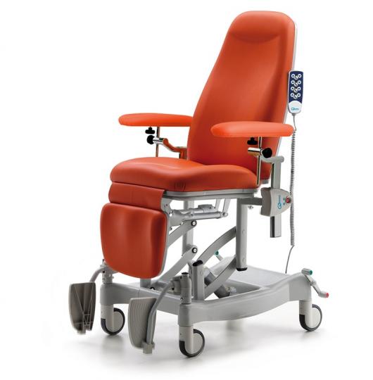 Медицинское донорское кресло для забора крови Givas 5278