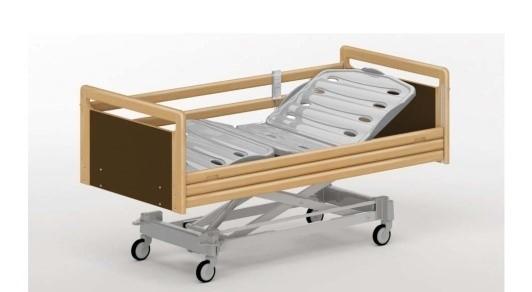 Медицинская функциональная кровать в дереве EA0130 - EB330X Вариант 2