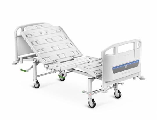 Медицинская функциональная кровать с фиксированной высотой Malvestio ALPHA