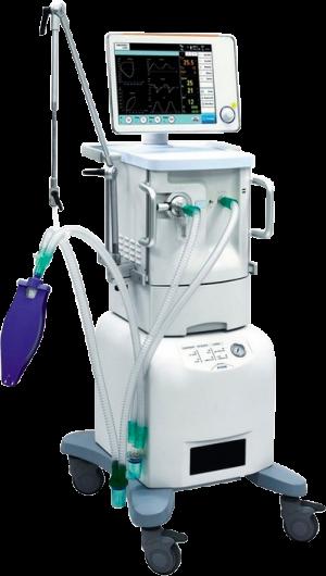 Аппарат ИВЛ для взрослых и детей V8800 Oricare