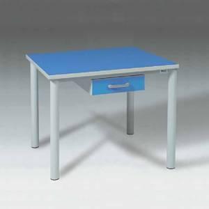 Палатный медицинский стол с ящиком 15-РТ115