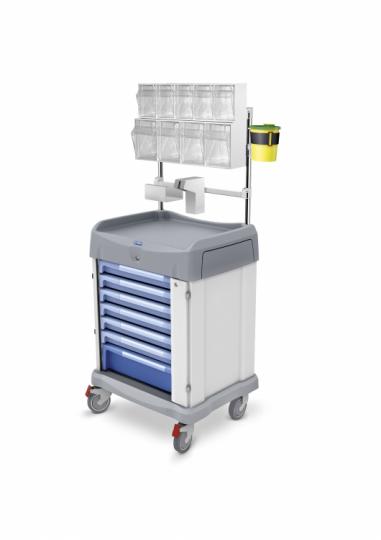 Тележка медицинская функциональная 328015