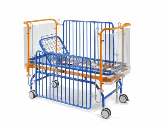 Детская кровать для клиник 348500 Malvestio