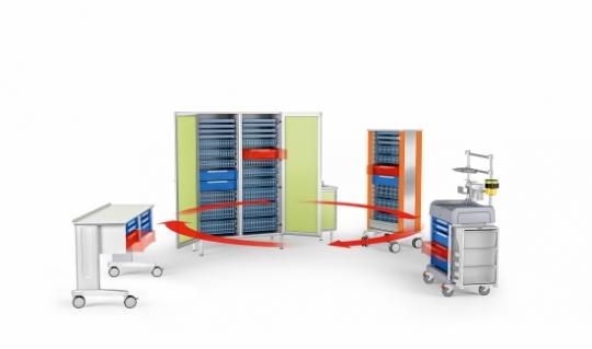 Система для хранения и транспортировки лекарств