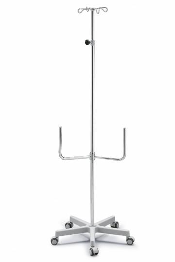 Инфузионная стойка с держателями для помп 398440