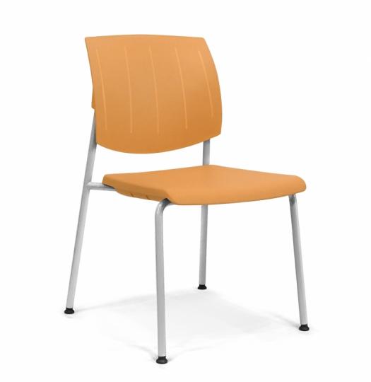 Медицинский стул со спинкой 376001