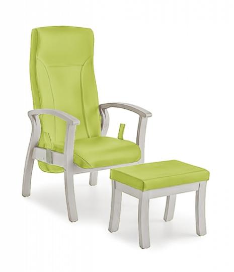 Кресло для релакса с подножкой (376443 + 376456)