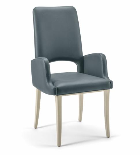 Палатное кресло с подлокотниками 376526