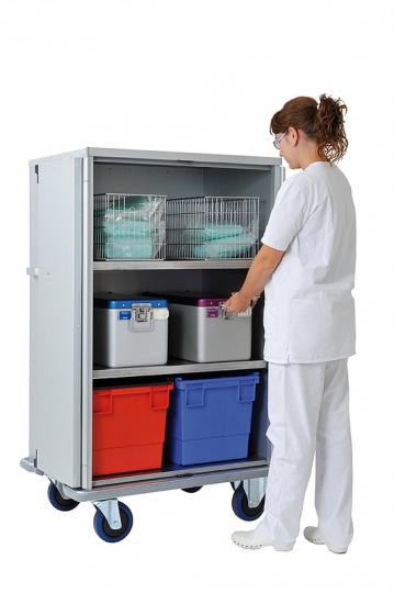 Универсальный шкаф для перевозки материалов 1622 CR