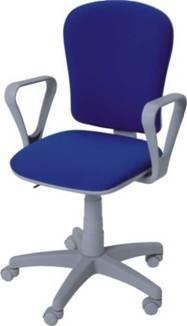 Медицинский рабочий стул с подлокотниками 17-PT420 - 17-PT425