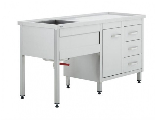 Медицинский стол для гипсования - модель 40845