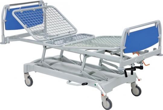 Кровать медицинская трехсекционная 11-CP185